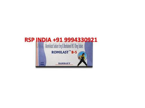 Romilast B-5 Mg Tablets