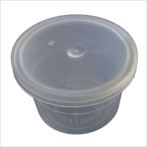 25 ml Food Packaging Containers