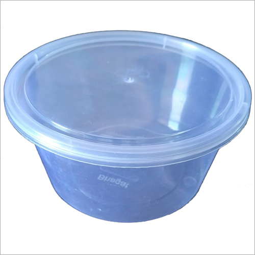 500 ml Transparent Containers