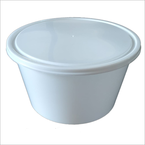 Flat 1250 ml Containers