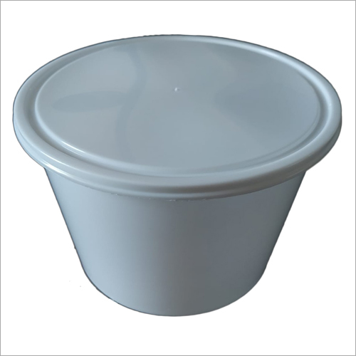 1200 ml Flat Containers