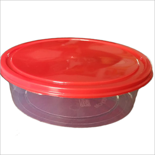 Round Plastic Food Container
