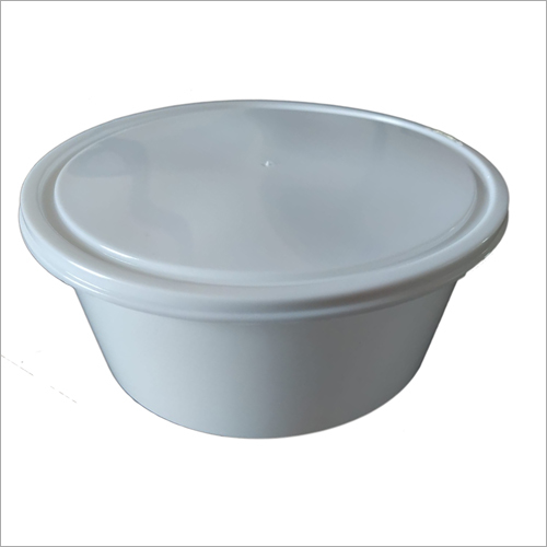 Flat 750 ml Food Container