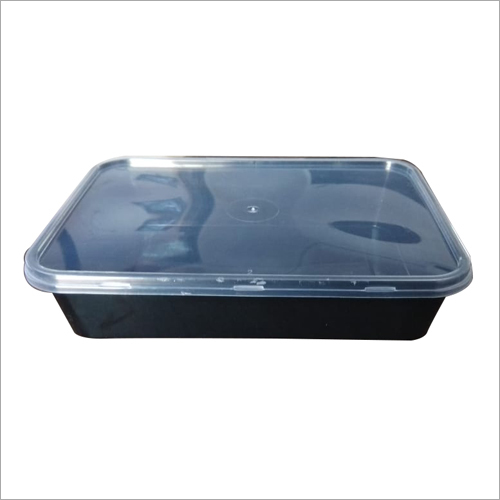 Square Shape Food Container