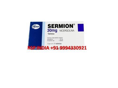 Sermion 30 Mg Tablets