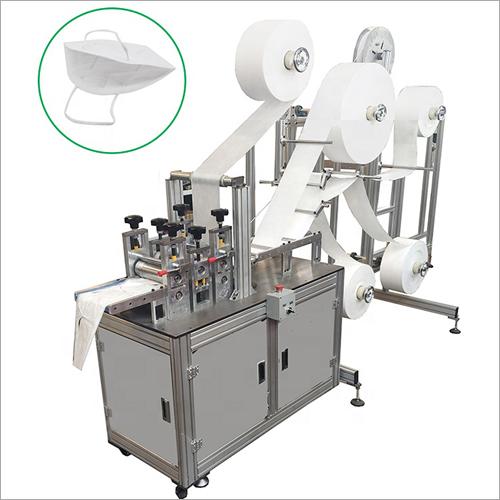 Semi Automatic N95 Making Machine