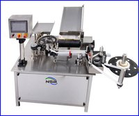 Ampule & Vial Sticker Labeling-Machine