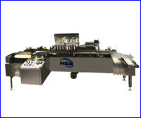 Ampule filling sealing machine