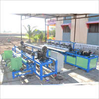 Three Phase Automatic Chain Link Fencing Machine