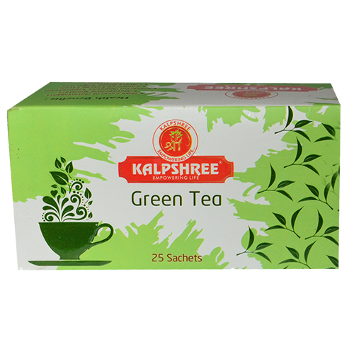 25 Sachets Green Tea