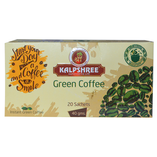 20 Sachets Green Coffee