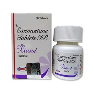 Xtane Tablets (Exemestane)