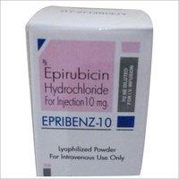 Epirubicin Hydrochloride for Injection