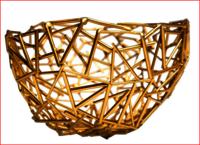 Brass Wire Bowk