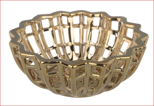 Brass Cast Bowl