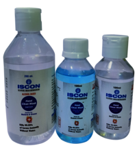 Hand sanitizer gel & liquid 100ml, 200ml & 500 ml