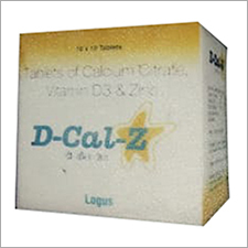 Calcium Vitamin D3 and Zinc Tablets