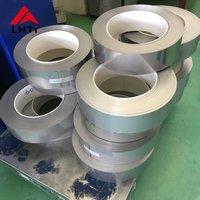99.6% Pure Titanium Gr1 Gr2 foil strip 0.01mm 0.1mm thickness ASTM B265 price per kg