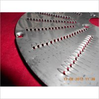 Chips Machine No. NB-9 Blades-Holes