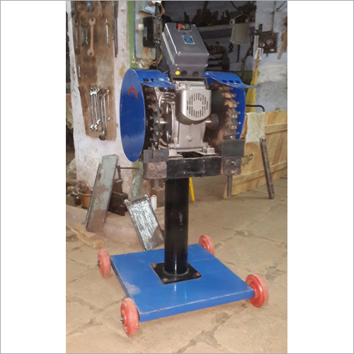 Deshelling Machine No. VX-4