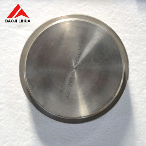 99.96% Pure tantalum Round disc sputtering Arc target for PVD