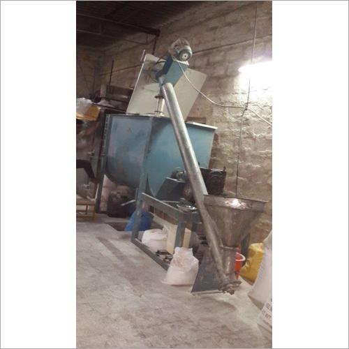 Detergent Powder Mixer Machine No, K-4