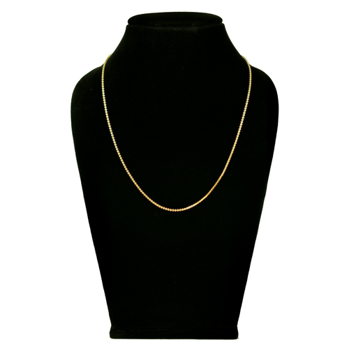 Simple New Design 18 Inches Gold chain