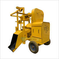 Uniworld Concrete Lift mixer With Hopper