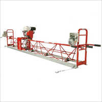 Truss Screed Vibrator