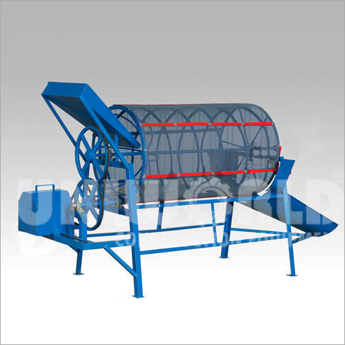 Rotary Type Sand Screening Machine