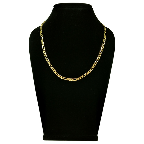 Traditional Gold plated Thick Chain for women