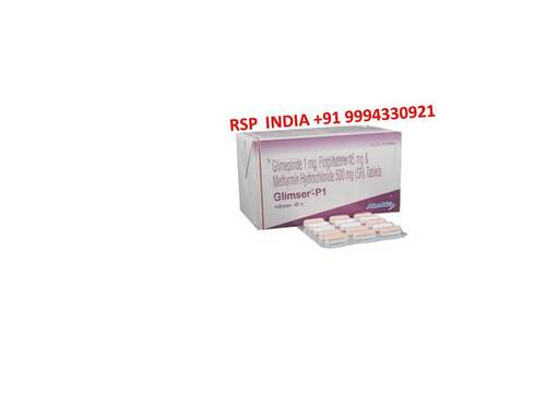 Glimser Forte 2 Tablets