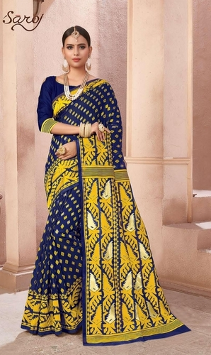 Stylist Cotton Silk Saree