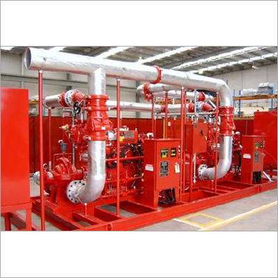 Fire Flooding System
