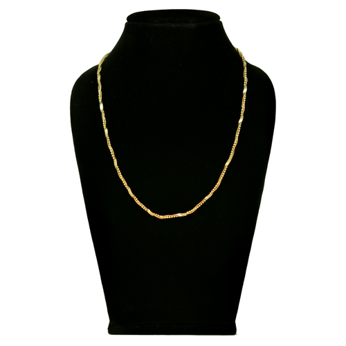 simple design Gold plated chain