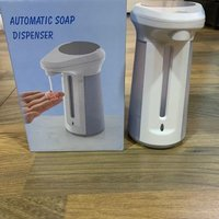 Automatic sanitiser dispenser