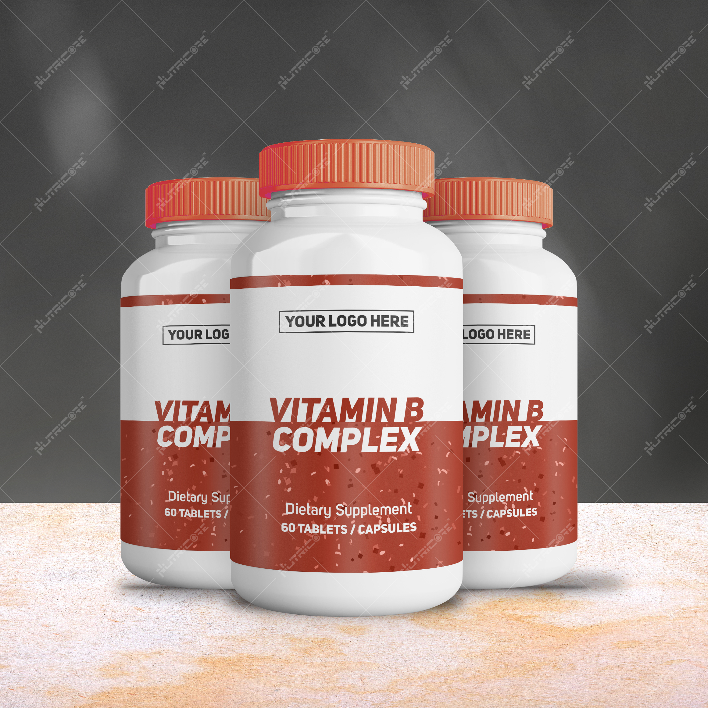 VITAMIN B COMPLEX Tablets/ Capsules (Third Party Manufacturing)