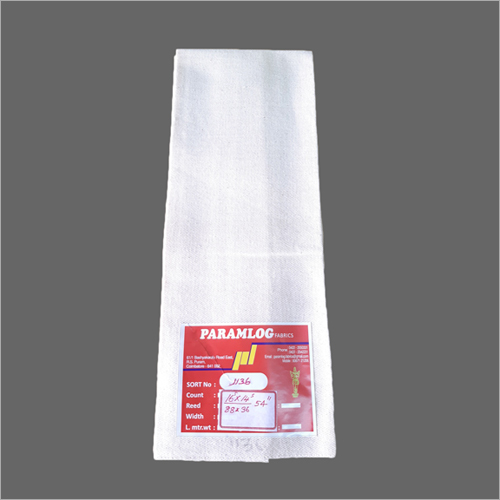 100% Cotton drill fabric 14s x 20s, 54 inch, 290 gm/meter
