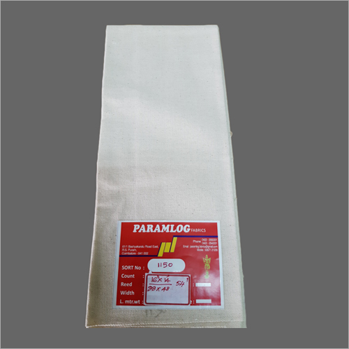 100% Cotton drill fabric 14s x 14s, 50 inch, 300 gm/meter