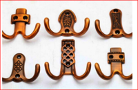 Brass Hooks Design