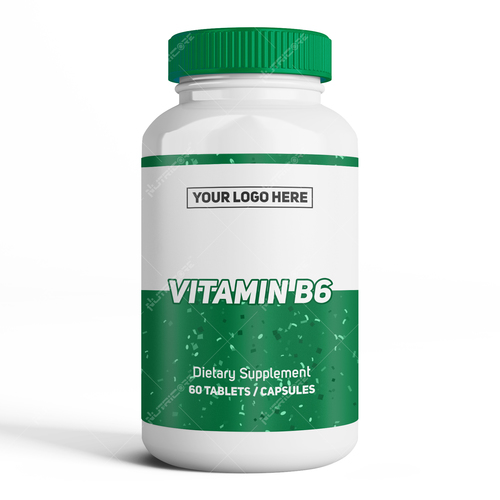 VITAMIN B6 Tablets/ Capsules (Third Party Manufacturing)