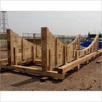 Industrial Wooden Saddles