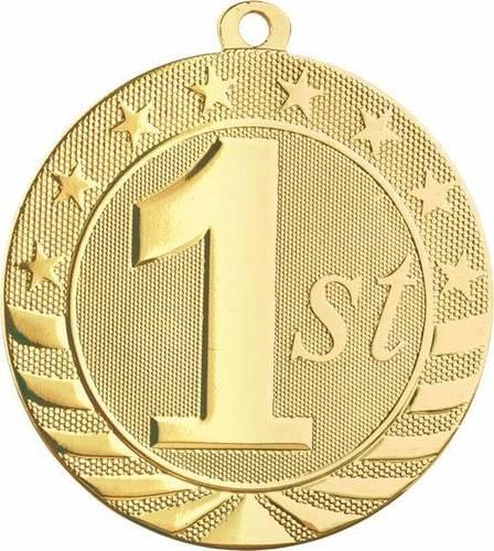 1st Place Brass Medal