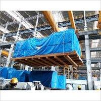Industrial Tarpaulin Cover