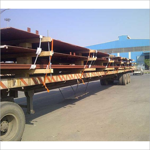 Industrial Lashing And Stuffing Services Of Finished Goods