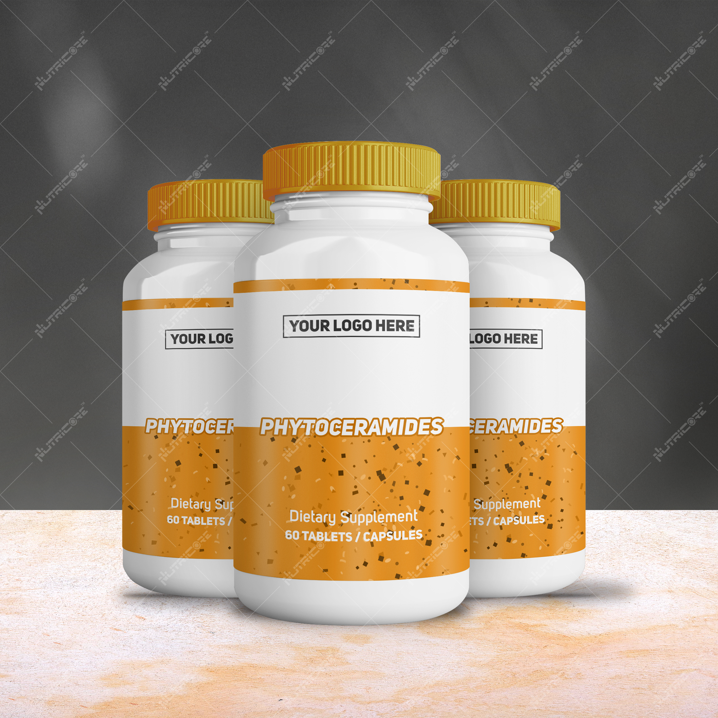 PHYTOCERAMIDES Tablets/ Capsules (Third Party Manufacturing)
