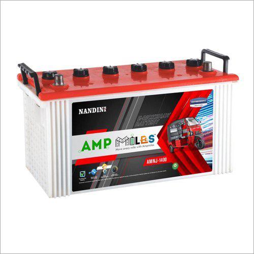 E Rickshaw Rechargeable Lithium Battery