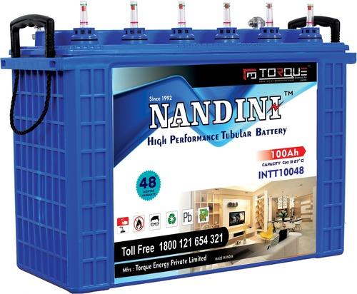 100Ah Tall Tubular Battery