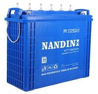 Nandini 150Ah Tall Tubular Battery