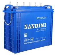 Nandini NTT 150Ah Tall Tubular Battery